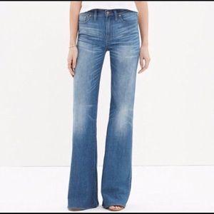 Current/Elliott The Girl Crush Flare Jeans 28 0024